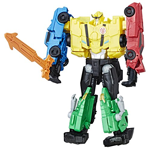 Transformers Robots in Disguise Combiner Force Team Ultra Bee Figure