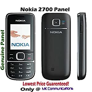 Replacement Full Body Panel Housing For Nokia 2700
