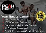 Peak Fitness Cross Fit Schlingentrainer mit Türanker - 5
