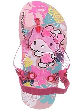 Hello Kitty HK Habla Elasti, Zuecos para Niñas