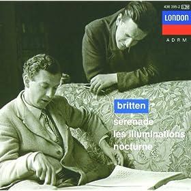 Britten: Les Illuminations, Op.18 - IIIb. Antique