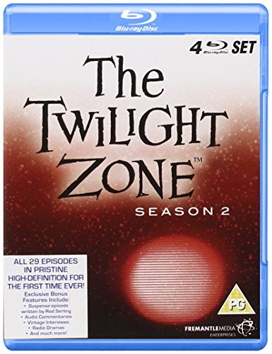 The Twilight Zone - Season Two [Blu-ray] [Region Free] [UK Import]