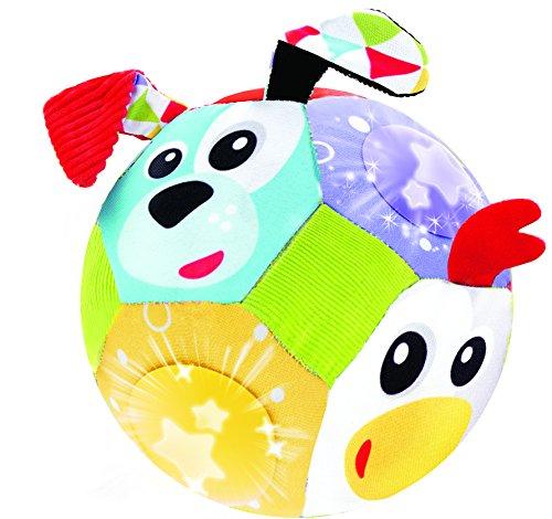YOOKIDOO 40146 Ballon d'amis avec lumière et Musique Multicolore