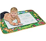 tomy aquadoodle safari, with hours of magical drawing fun and creativity