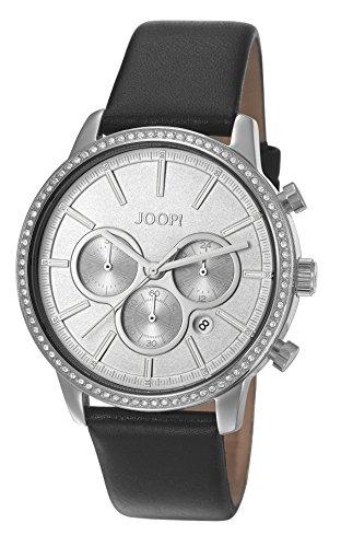 Joop! Women's Chronograph Quartz Watch with Leather Strap JP101712001