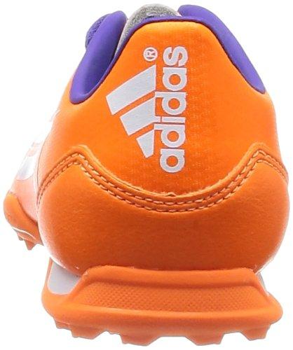 adidas  F10 TRX TF J, Jungen Fußballschuhe Orange