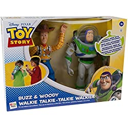 Toy Story - Walkie Talkie Buzz & Woody (Propio 140400)