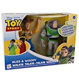 IMC Toys- Toy Story Walkie-Talkie figurinas de Buzz y Woody, (140400)