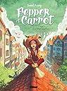 Pepper et Carott, tome 3 : L'Effet papillon par Revoy