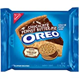 Oreo Chocolate Peanut Butter Pie Sandwich Cookies, 12.2oz (345g) …