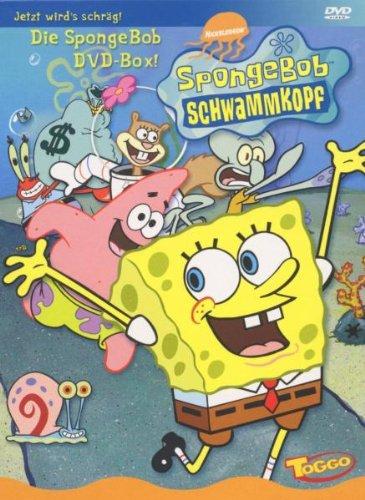 SpongeBob Schwammkopf (Box Set, 3 DVDs) -