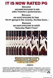 Saturday Night Fever Poster Print (27.94 x 43.18 cm)