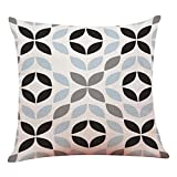 SHOBDW Täglich Kissen Dekorative Home Decor Simplicity Geometrische Form Drucken Schlafsofa Taille...