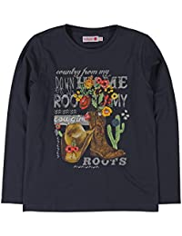 42be13027 boboli Camiseta de Manga Larga para Niñas