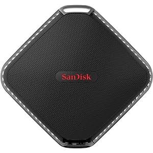 SanDisk SSD Extreme 500 Portatile 480 GB, Velocità Fino a 430 MB/s Lettura, 400 MB/s Scrittura