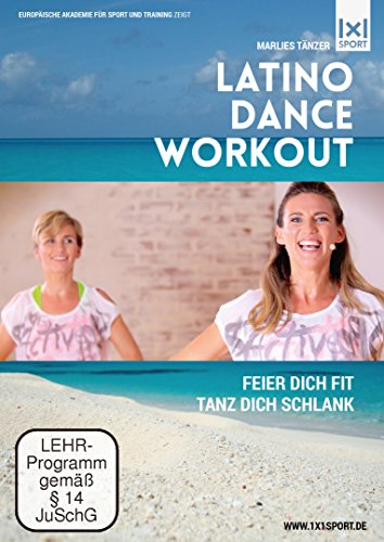 Latino Dance Workout | Feier Dich fit, tanz Dich schlank
