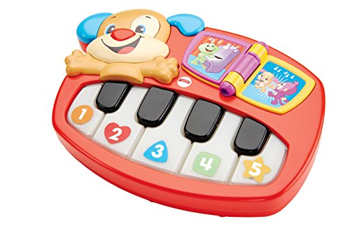 Image of Fisher-Price Puppy's Piano