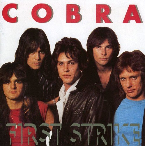 Cobra: First Strike (Audio CD)