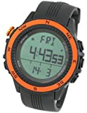 LAD WEATHER Reloj Altímetro Barómetro Brújula Pronóstico del Tiempo Deportes Sensor Alemán (orno)