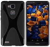 mumbi X-TPU Schutzhülle für Huawei Ascend Mate 7 Hülle