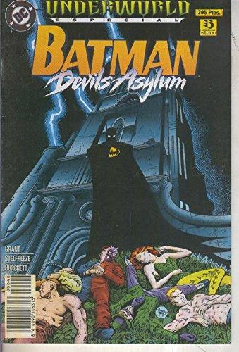 Batman especial: Underworld