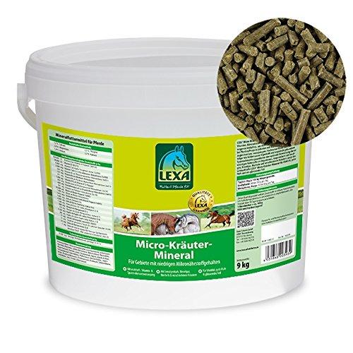 Lexa Micro-Kräuter-Mineral-25 kg Sack
