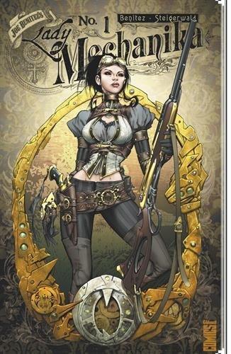 Lady Mechanika (1) : Le mystère du corps mécanique