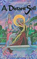 The Aria (Distant Soil, Book 3) by Colleen Doran (2001-05-01)