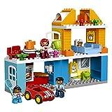LEGO Duplo 10835 - Familienhaus, Spielzeug für drei Jährige von LEGO®