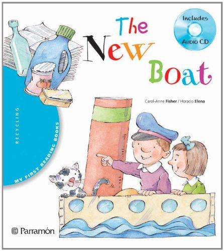The New Boat por Carol-Anne Fisher