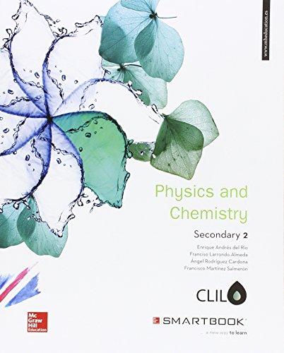 Physics and chemistry, Secondary 2 por Enrique Andrés del Río, José Francisco Martínez Salmerón, Ángel Rodríguez Cardona