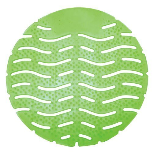 Fresh Products WDS10CME The Wave Urinal Deodorizer Screen, Cucumber Melon (FRSWDS10CME) Category: Urinal Screens,Box of 10 by Fresh Products