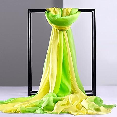 Autunno Inverno Womens Fashion eleganza Super Morbida sciarpa scialle Europa Street Style(cotone/lana/filo/seta)W-2114