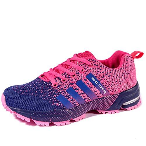 las 5 Mejores Zapatillas de correr en asfalto para mujer