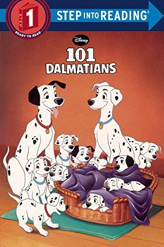 101 Dalmatians (Disney 101 Dalmatians) (Step into Reading, Step 1) por Pamela Bobowicz