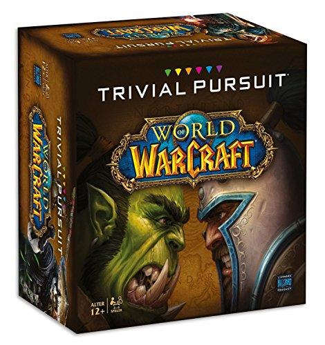 Winning Moves 10852 - Trivial Pursuit World of Warcraft Quiz