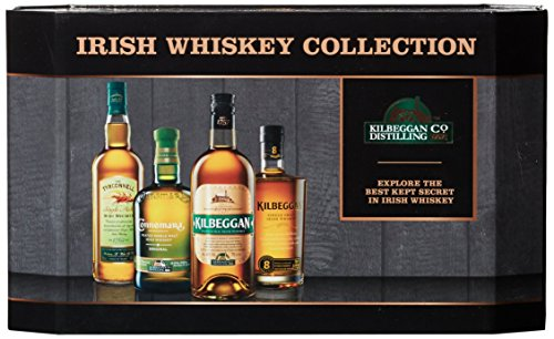 Cooley\'s Irish Whiskey Miniaturen-Set (4 x 0.05 l)