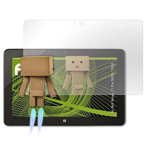 atFolix Bildschirmfolie für Dell Venue 11 Pro 5000/7000 Spiegelfolie, Spiegeleffekt FX Schutzfolie