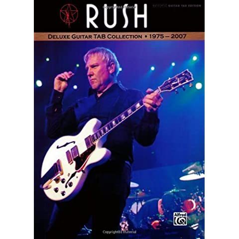 Deluxe Guitar TAB Collection: Authentic Guitar TAB (Authentic Guitar-Tab Editions)
