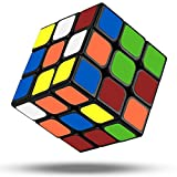 Lora&Chat 3x3x3 Speed Cube Magic Cube IQ Spécial Compétition Ultra Rapide Jeu de Formation sur Le Cerveau ou Un Cadeau de Vacances