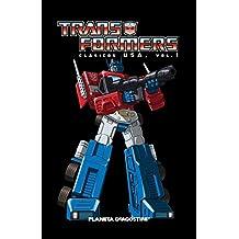 Transformers Marvel USA nº 01/08 (TRANSFORMERS MARVEL CLÁSICOS)
