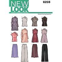 New Look - Cartamodello 6203 abiti donna
