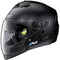 Casco Grex desmontable Air g4.2 Pro Kinetic N-Com negro mate 002 Talla