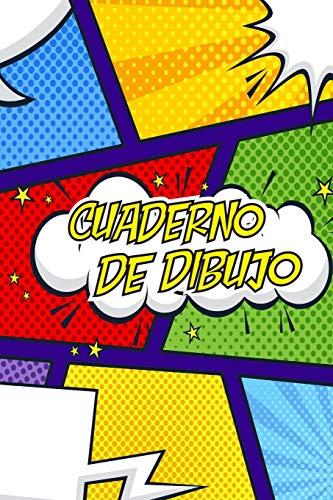 Cuaderno de Dibujo: Libreta para practicar dibujos...