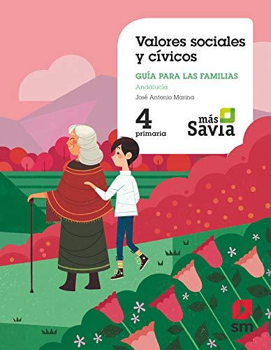 Valores sociales y cívicos 4 Primaria Mas Savia Andalucía