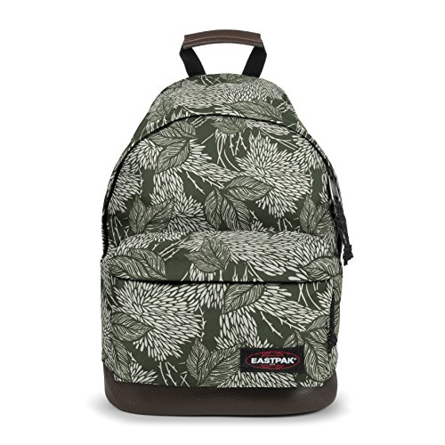 Eastpak Wyoming Mochila Infantil, 40 cm, 24 Liters, Verde (Brize Jungle)