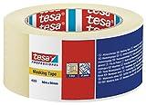 Tesa - Lote de rollos de cinta de carrocero para interiores, duración de 3 días sin residuos (50 mm x 50 m), paquete de 6 unidades