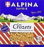 ALPINA SAVOIE Crozets Tomate/Piment d'Espelette 375 g
