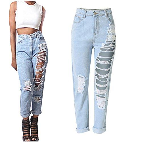 jeanswinwintom-donne-denim-allentato-strappato-pantaloni-vita-alta-jeans-slim-pantaloni-l-blu