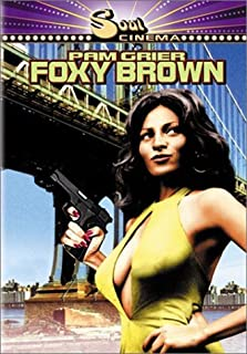 Foxy Brown by Pam Grier